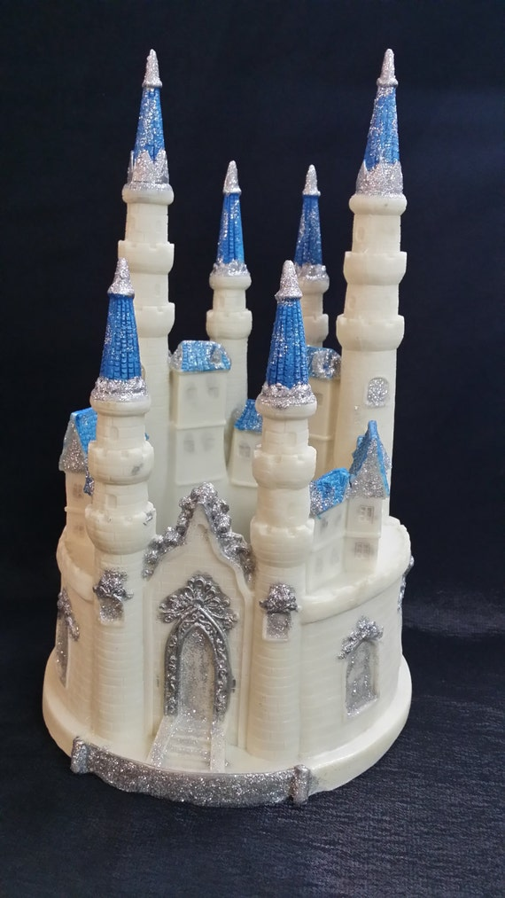 princess castle wedding cake princess wedding castle cake topper castle birthday 18765