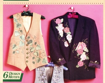McCall's Creates Secondhand Roses (embellished clothing)