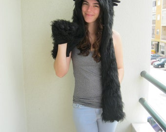 Toothless Cosplay Hat - How to train your dragon