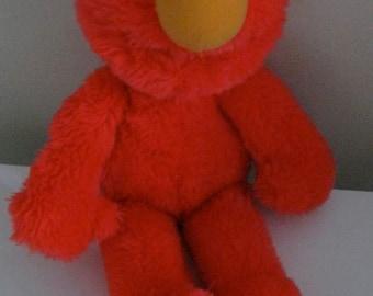 Elmo Muppet Plush-15 inches