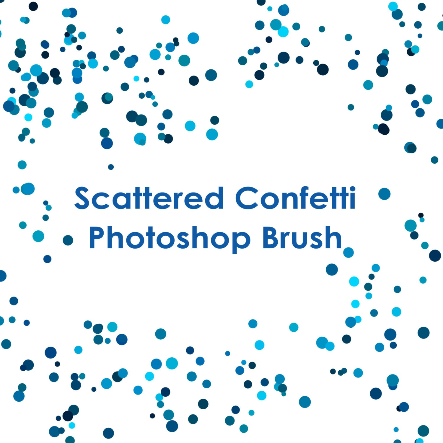 Add Bubbles With A Custom Bubble Brush - Photoshop Tutorial