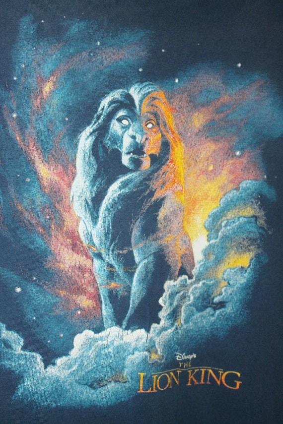 Mufasa Cloud Lion King