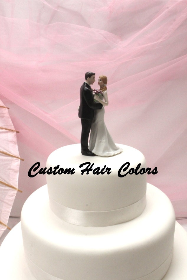 funny wedding cake writing personalized wedding cake topper and groom 14611