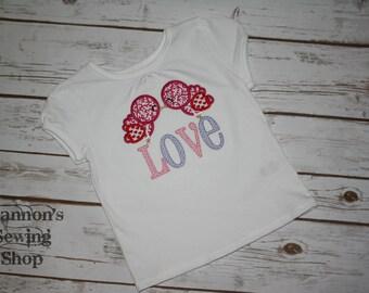 Valentine Love Birds Shirt