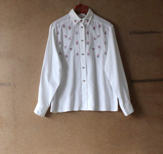 Polyester Blouse Static 85