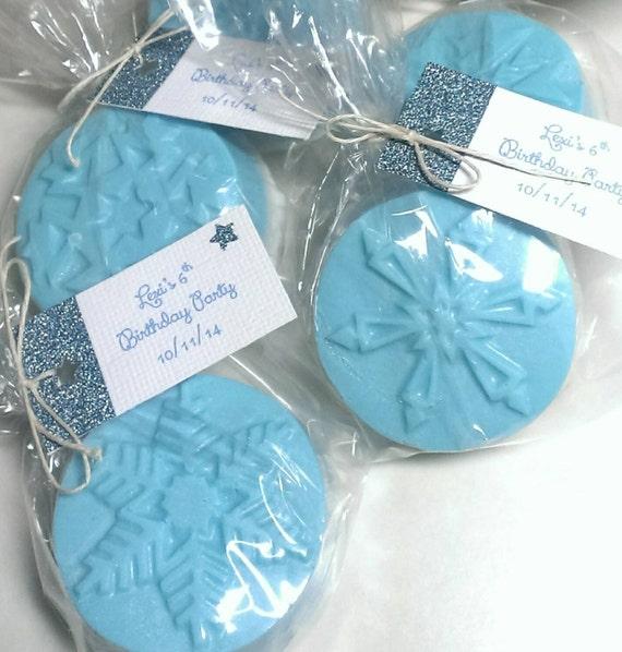 winter wedding favors snowflake party favors snowflake