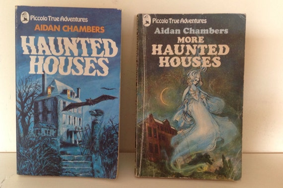 Haunted houses and more haunted houses by aidan by fadovintage for Classic haunted house novels