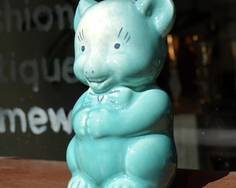 Cute teddy bear money box