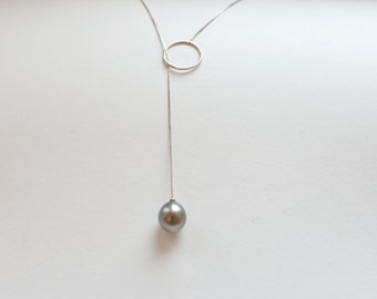 Lasso with 1 Pearl (#31003)