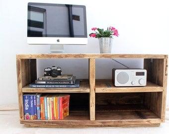 FRIDA | Reclaimed Wood TV Unit - Handmade & Bespoke