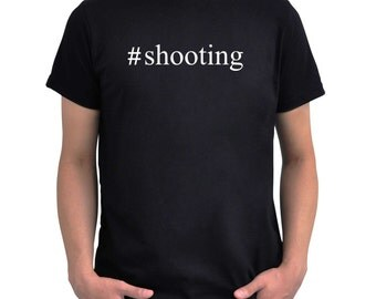 Hashtag Shooting  T-Shirt