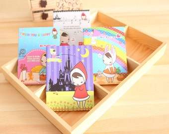 Pony Brown Cookies Girl Diary Journal Planner Notebook Super Cute Kawaii Pocket Size
