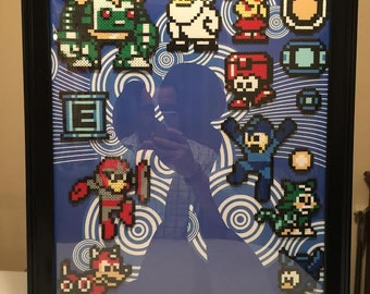 Megaman and Friends NES Sprite Set