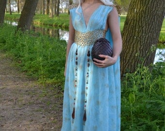 Daenerys dress Qarth Game of Thrones Targaryan