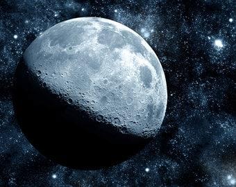 nature photography, moon, night,stars, blue,night sky, starry night, starry sky, starlight, moonlight