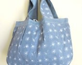 Fabric Tote - Small Beach...