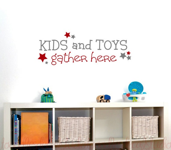 playroom wall decal nursery decals for boys by
