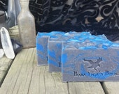 Lunar Eclipse - Cold Process Soap - exotic florals, bergamot, tonka bean