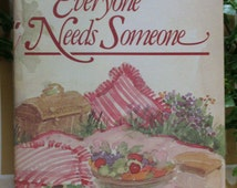 """Helen Steiner Rice - Vintage Inspirational Poetry Book, """"Everyone Needs Someone"""""""
