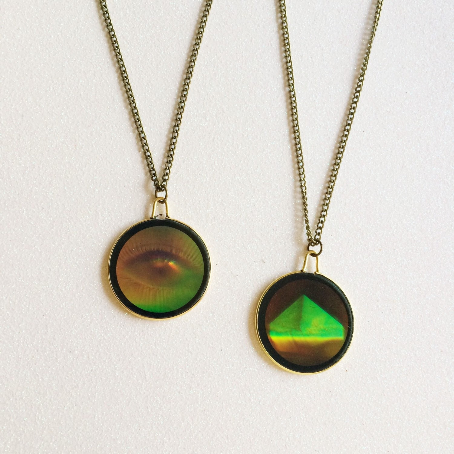 hologram necklaces