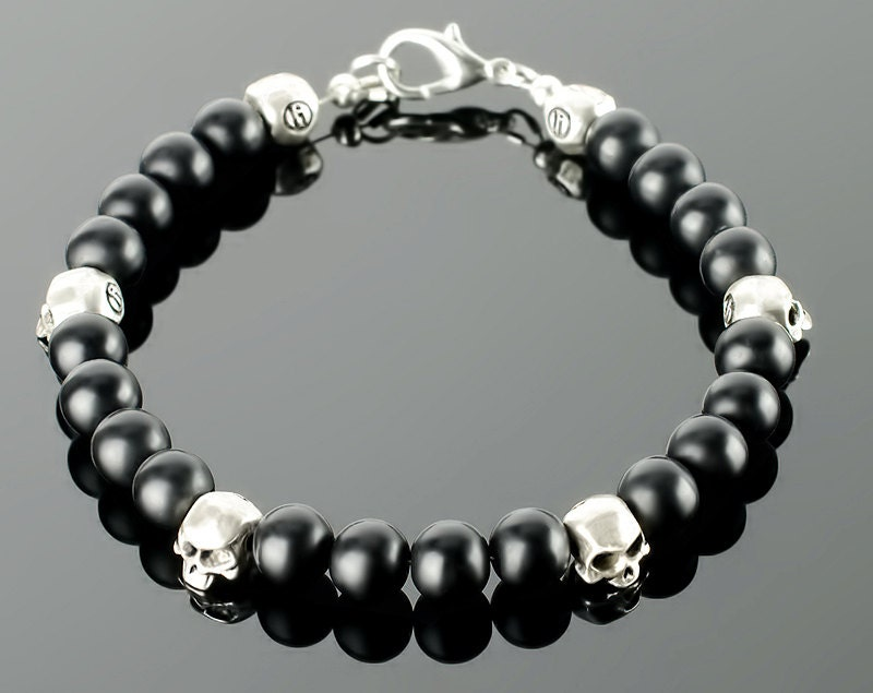 You searched for: mens skull bracelet! Etsy is the home to thousands of handmade, vintage, and one-of-a-kind products and gifts related to your search. No matter what you're looking for or where you are in the world, our global marketplace of sellers can help you .