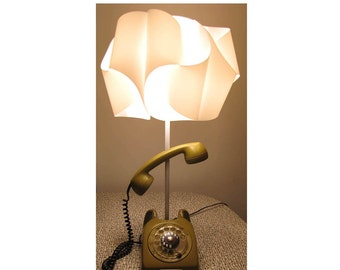 Phone Lamp (Green) -  It's for You...