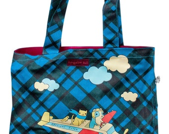 cute tote bags travel tote overnight bag tote bag frequent flyer - Travel Tote Bags