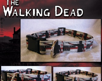 The Walking Dead Collar