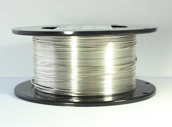26 Dead Soft, Argentium Silver Wire, 26 gauge Wire, Dead Soft ...