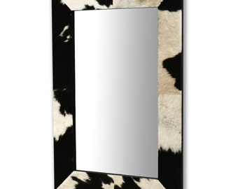 Leather Mirror  765 x 1145 mm (31 x 46 Inches)