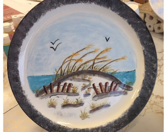 Surf and Sand Plate
