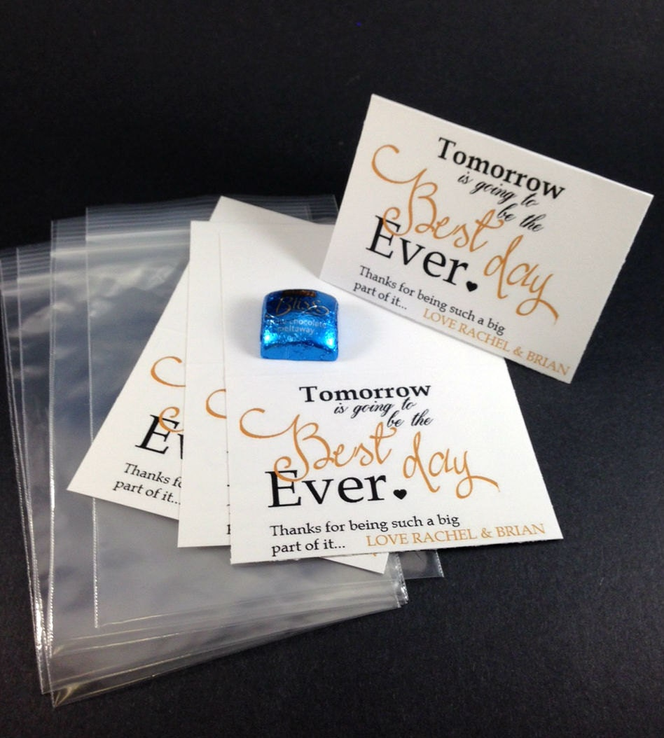12 wedding rehearsal dinner party favorstomorrow is going to With wedding rehearsal dinner favors