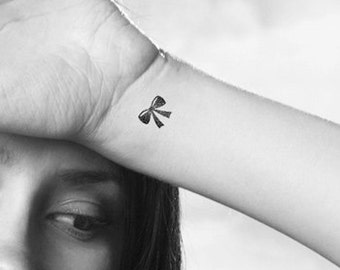 "Temporary tattoo ""Nodes blacks"""