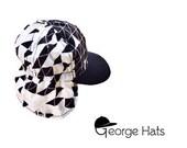 Baby, Toddler & Kids Sun Hat / Kids Swim Hat / Childrens Sun Hat / TRIANGLE