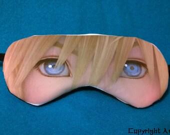 Cosplay Sleep Mask - Roxas from Kingdom Hearts