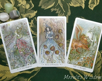 Is Love In the Stars, Tarot Reading, 5 Card Divination Reading, Love Reading, Psychic Reading, Intuitive Romantic Reading