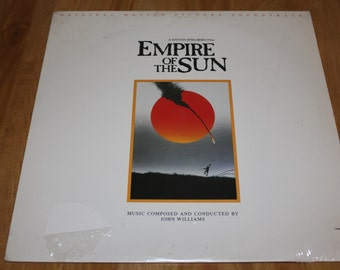 Sealed, Empire of the Sun - Original Motion Picture Soundtrack - Steven Spielberg - Music by John Williams