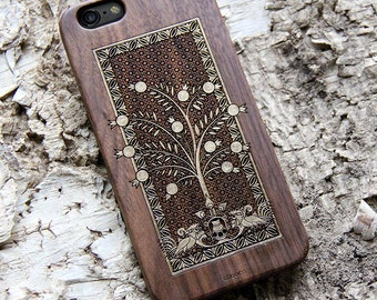 The Tree of Life - For Him, Armenian Phone Case