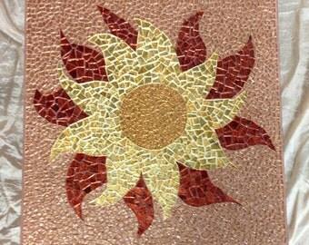 Mosaic Sun Table
