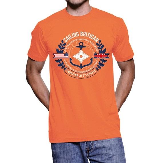 Sailing Britican T-shirt