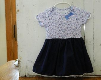 Spring Onesie Dress