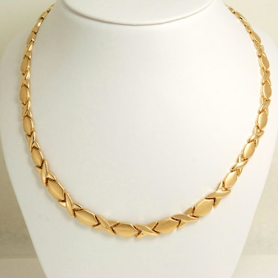 14k yellow gold xoxo hugs and kisses by kappysfinejewelry