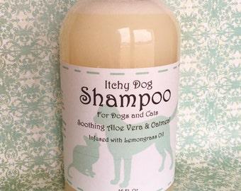 Itchy Dog - All Natural Pet Shampoo (16oz)