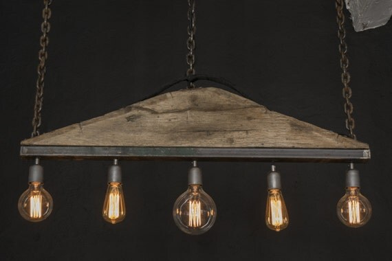 rustic industrial lighting. items similar to rustic industrial lighting light home bar restaurant ceiling modern on etsy o