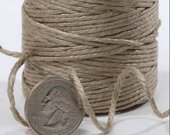Jute Twine Add-on for Personalized Gift Bags
