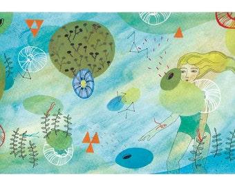 Watercolor IV (Giclée Print)