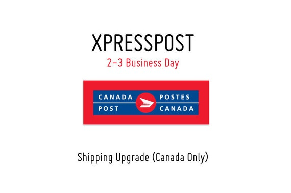 canada post delivery times of day shipping upgrade to canada xpresspost 2 day by todesigncanada 24226 | il 570xN.701539900 pn19