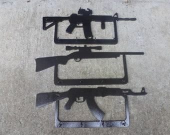 Key Rack Hanger Rifle Styles