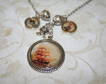 Pirate Necklace #1