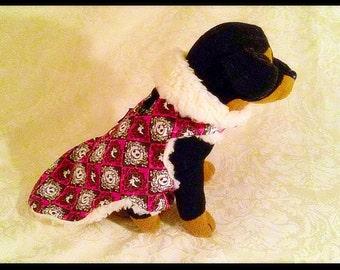 Luxury Nightmare Before Christmas Zero the Dog Pet Harness